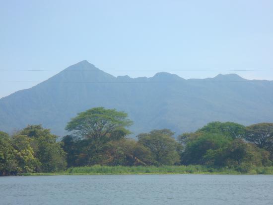 Soma Surf Resort: Nicaragua views