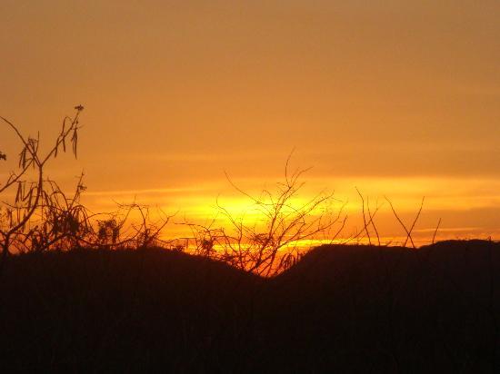 Soma Surf Resort: Soma sunset view