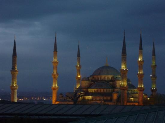 Sultanahmet Park Hotel: Sultanahmet (Blue) Mosque