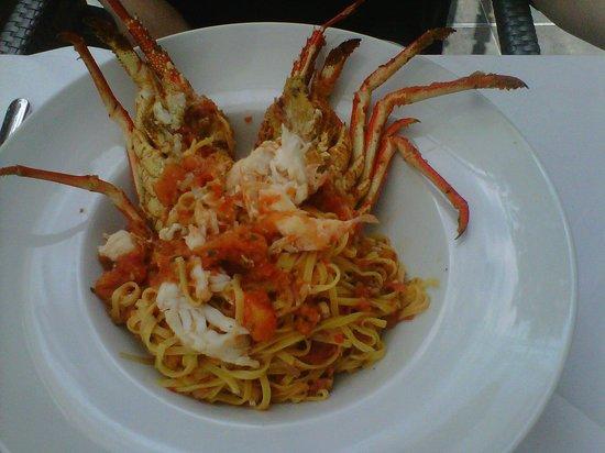 Restaurant Le Galion : homard délicieux