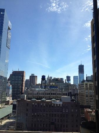 Four Points by Sheraton Manhattan SoHo Village: View from my room