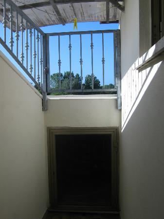 Hotel Peselli: terrazzo sottotetto