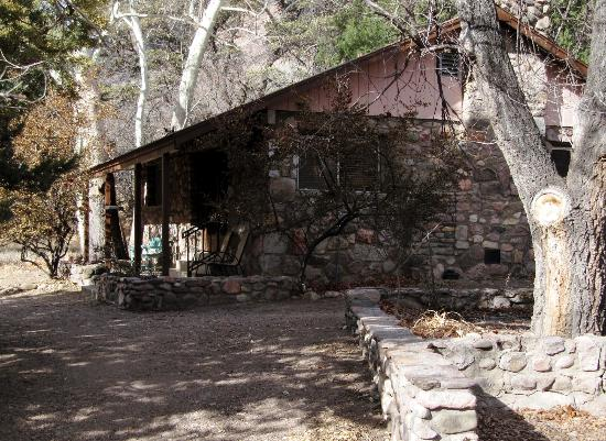 Cave Creek Ranch: The Stone Cottage