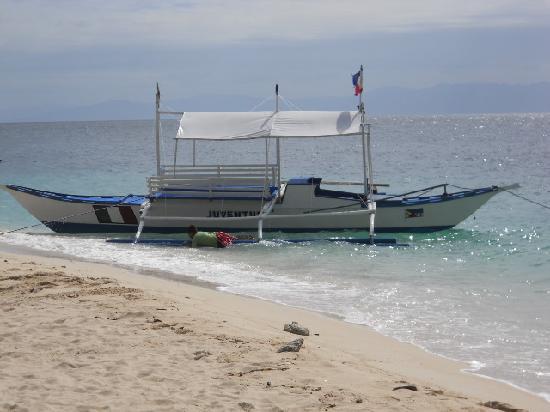 Il Sogno: la barca di Franco a White Beach