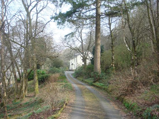 Kilsby Country House: Path leading to Kilsby