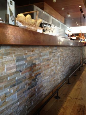The Akeman: great design chefs all in front of house.