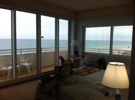 Best Western Atlantic Beach Resort: our room