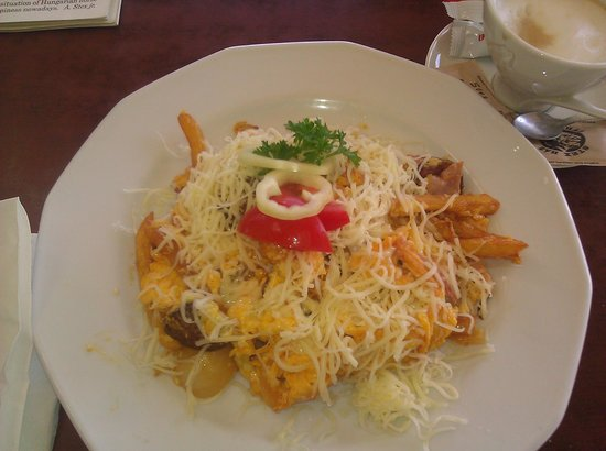 """Stex House : """"Alfred Stex' Favorite Breakfast"""" and now mine too!"""