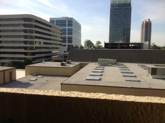 Atlanta Marriott Buckhead Hotel & Conference Center: view from room