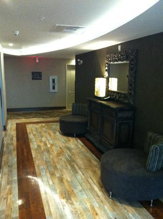 Breakfast dining area - Picture of Hampton Inn by Hilton ...