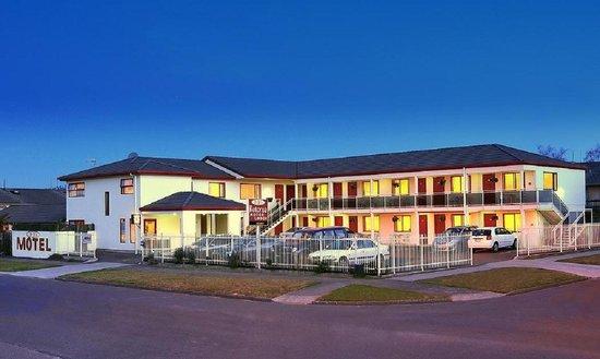 BK's Rotorua Motor Lodge : B-K's Rotorua Motor Lodge