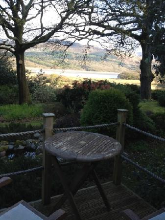 Coedmor Self catering Holiday Cottages: Cottage View! Fantasy world come true.