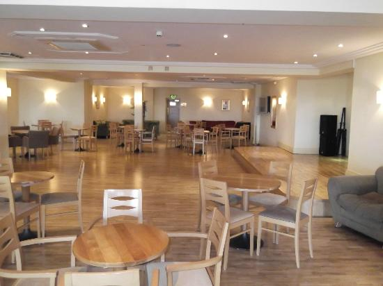 The Carousel Hotel: function room