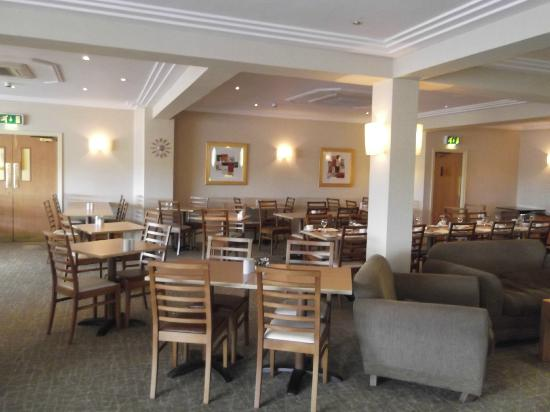 The Carousel Hotel: breakfast and evening meal room
