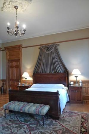 Wentworth Mansion: Our room (#9)