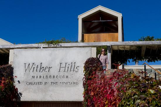 Wither Hills: Cellar door