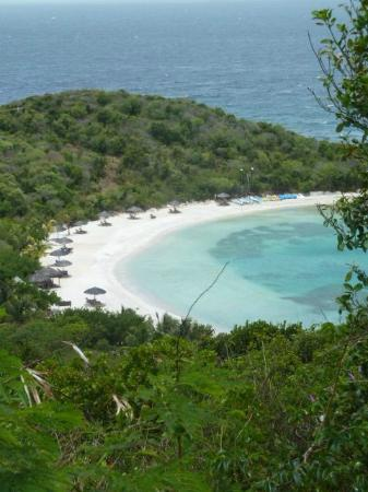 Canouan Resort at Carenage Bay - The Grenadines: Shell Beach
