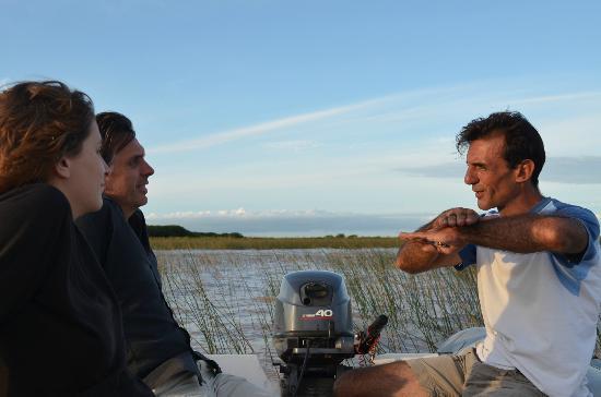 Safari Delta: Avec Fernando dans le Delta