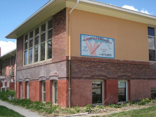 Albion Schoolhouse