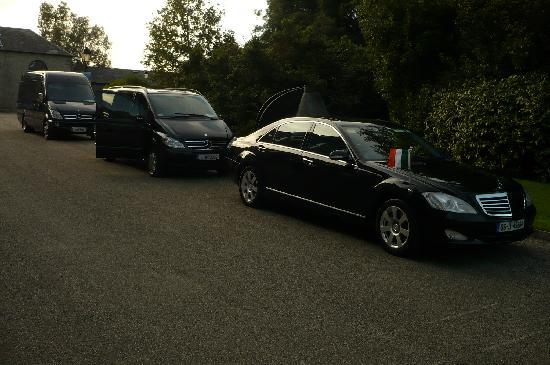 Optimum Chauffeur Drive - Day Tours : Mercedes