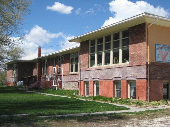 Albion Schoolhouse Bakery