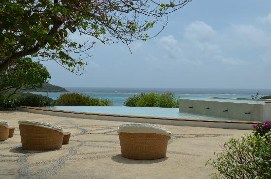 Canouan Resort at Carenage Bay - The Grenadines: Outside Reception Area