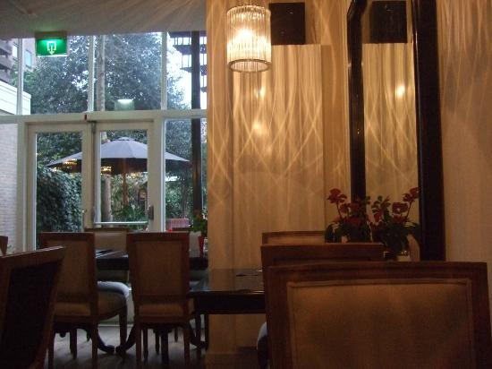 The Concert Hotel: Breakfast room