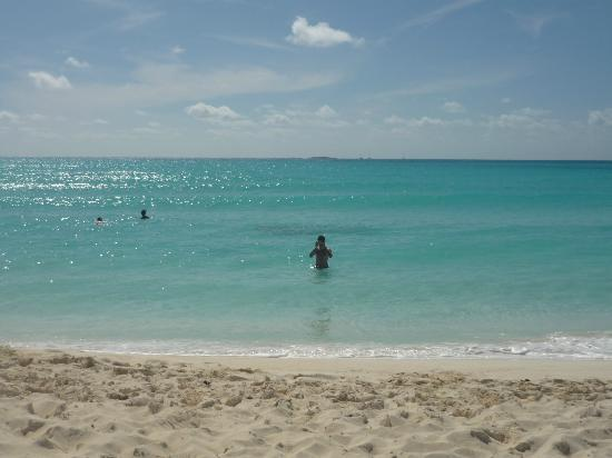 Playa Paraiso: el mar una pileta es pocooooo