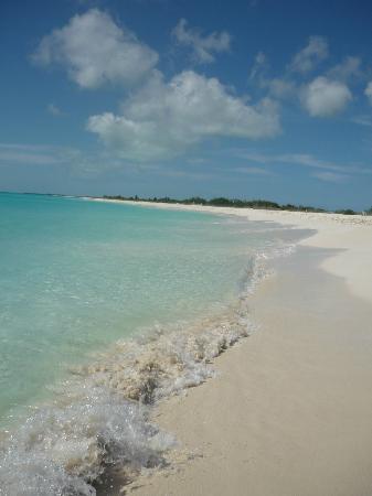 Playa Paraiso: la playa increibleeeeee