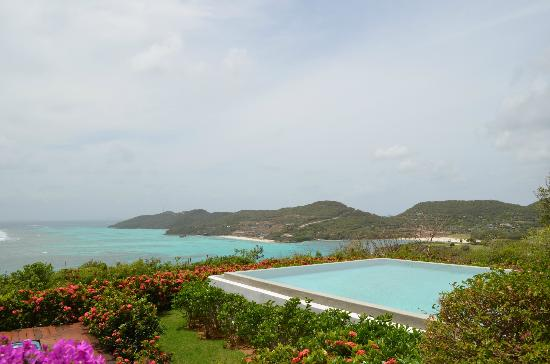 Canouan Estate Villas & Residences: View from Villa Made Available to Guests