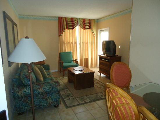 Living Room Unit B Picture Of Vacation Village At