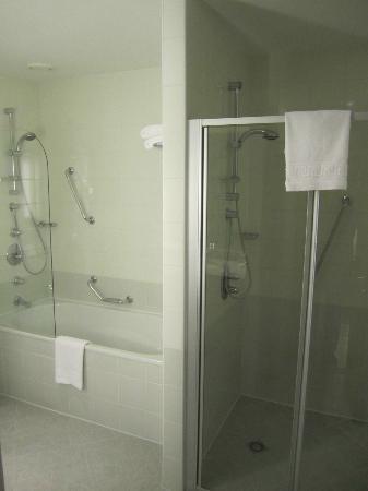 Radisson Blu Hotel, Kyiv: bathroom