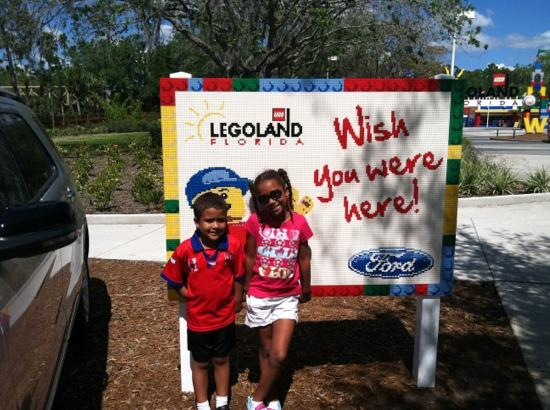 Winter Haven, Floryda: LEGOLAND Florida
