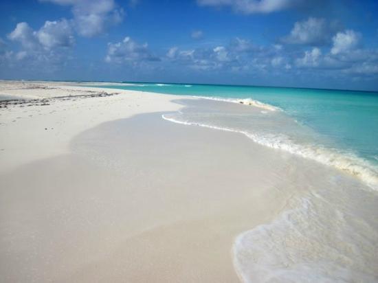Playa Paraiso: Le paradis