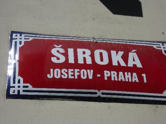 Old Jewish Cemetery: Siroka
