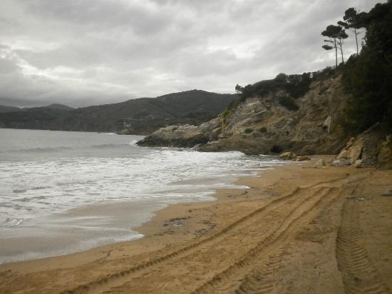 Camping Village le Calanchiole: spiaggia