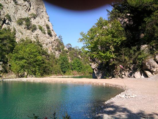 One of the pools - Picture of Goynuk Canyon, Goynuk ...