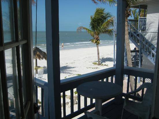 Wild Wave Resort: from inside at beach