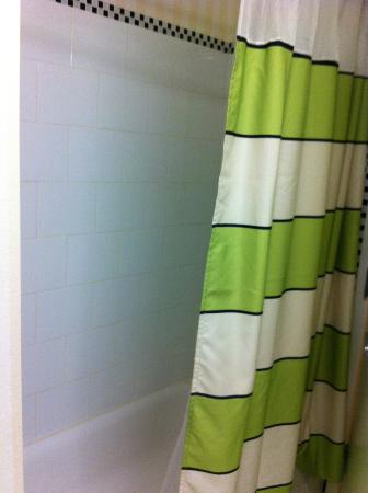 Fairfield Inn & Suites Harrisburg West: Shower