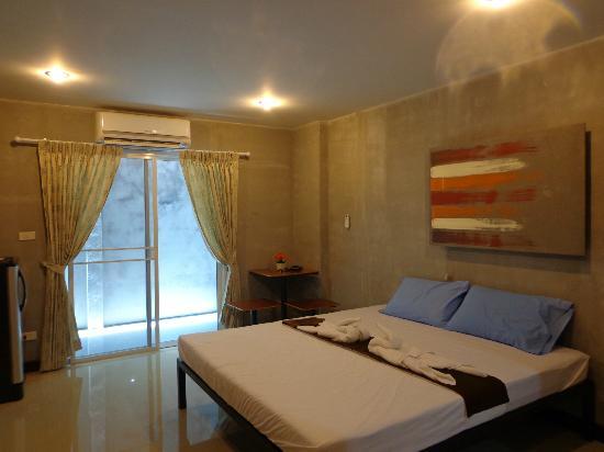 Baan Kamala: Room