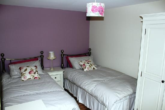 Toome, Ireland: Muckno Lodge Twin Room 2