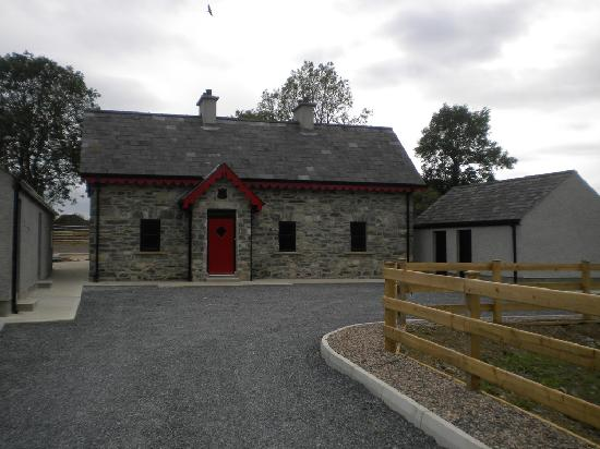 Toome, Ierland: Muckno Lodge exterior
