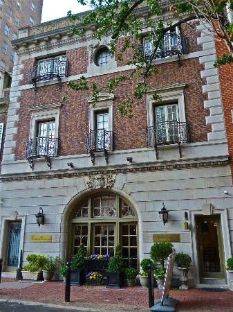 Rittenhouse 1715, A Boutique Hotel: Exterior View