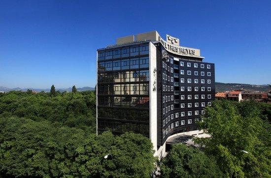 Hotel Tres Reyes: Vista exterior
