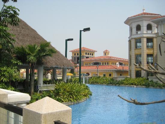 Green Lake Hot Spring Hotel: Pool