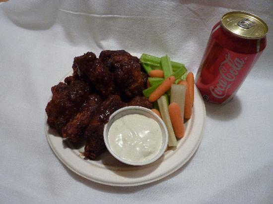 Wing Wagon: Wing Combo #1