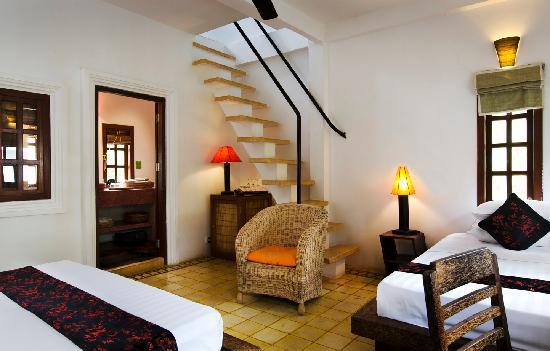 Rambutan Resort - Siem Reap: Deluxe Villa bedroom