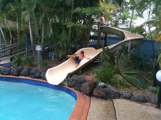 swimming pool was agreat hit picture of big4 tweed billabong holiday park tweed heads