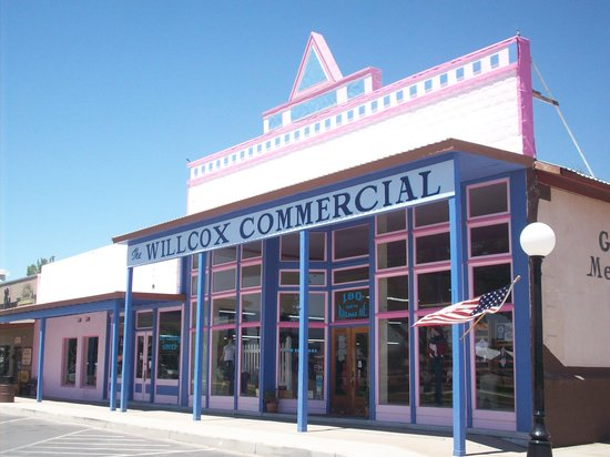 The Willcox Commercial