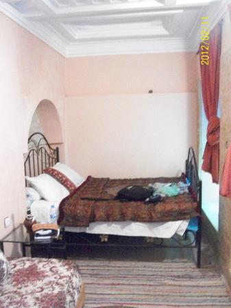 Riad Adraoui: Habitación cómoda